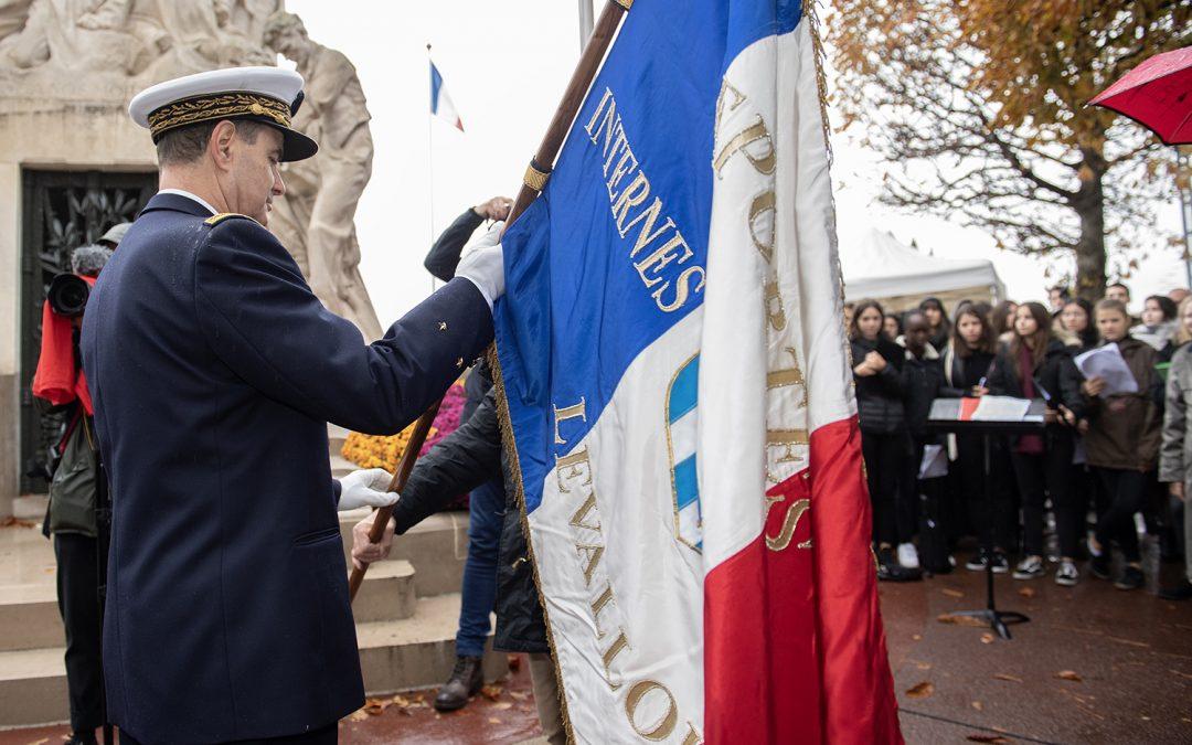 24 août 2019 – 75ème anniversaire de la Libération de Levallois