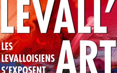 Du 6 au 27 septembre 2019 – Levall'art