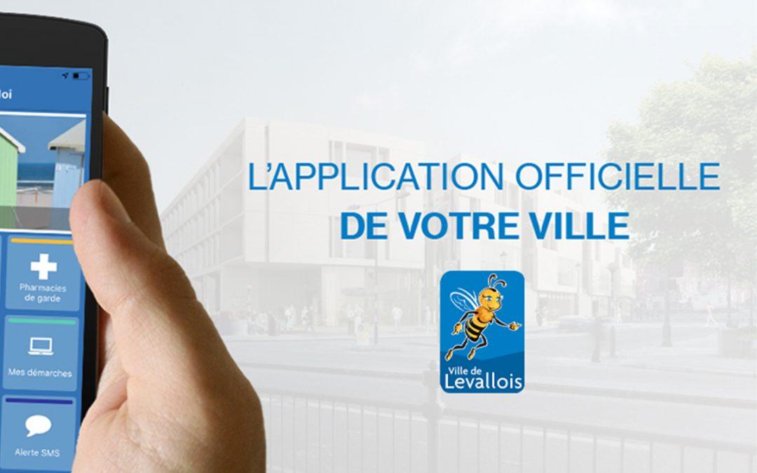 L'application officielle de votre Ville
