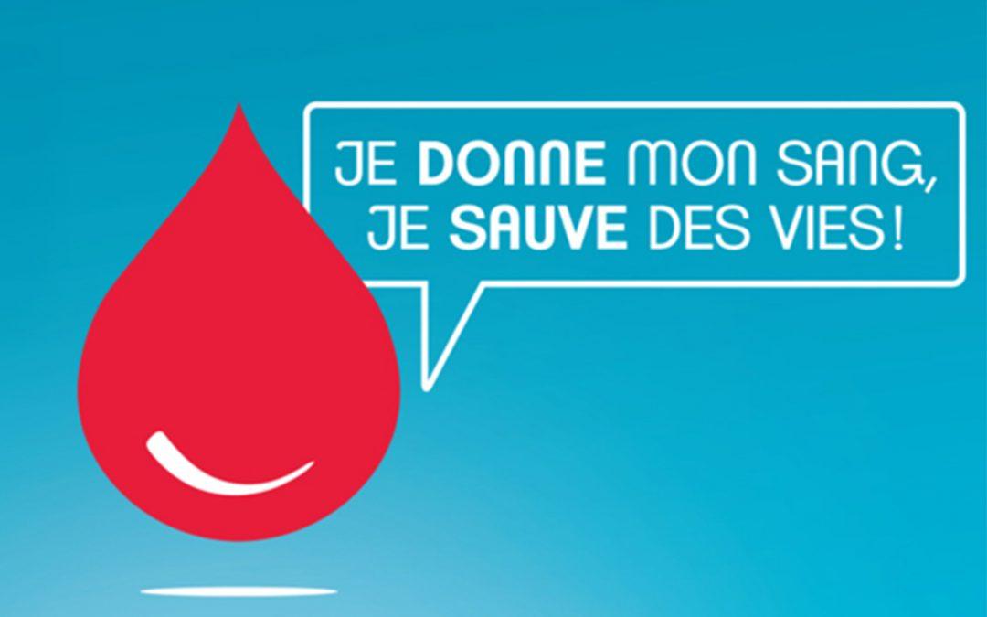 10 et 11 septembre 2020 – Don du sang