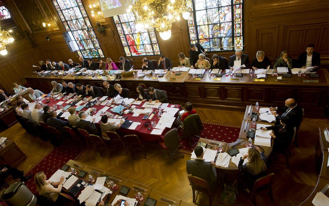 23 septembre 2019 – Conseil municipal