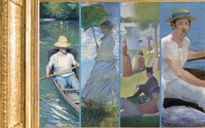 28 septembre au 20 octobre 2019 – Exposition Levallois au temps des impressionnistes