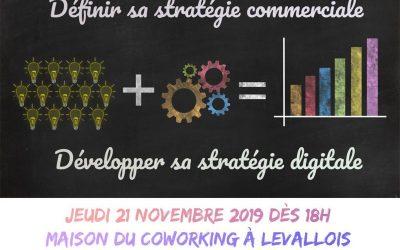 21 novembre – Optimiser son développement commercial et digital