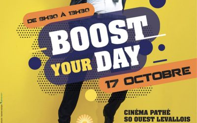 17 octobre 2019 – Boost your Day