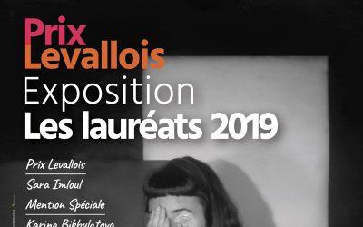 Du 4 octobre au 23 novembre 2019 – Exposition Les lauréats 2019, Prix Levallois
