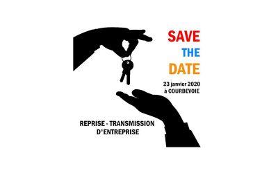 23 janvier 2020 – Anticiper sa transmission/reprise d'entreprise : Quelles sont les clés du succès ?