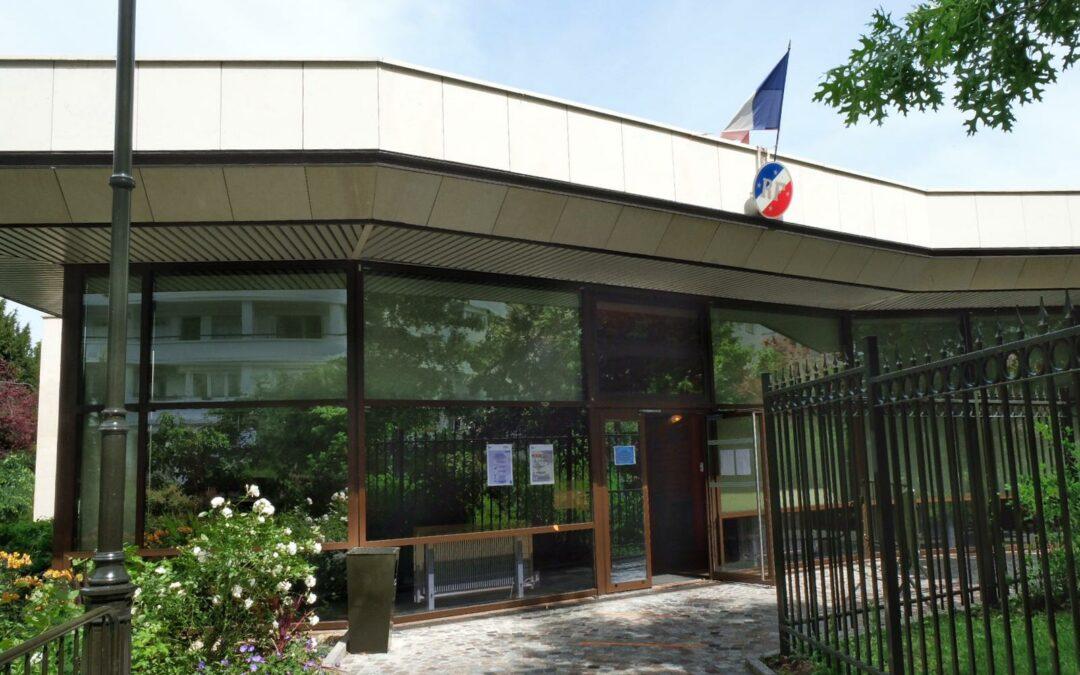 Centre de dépistage de Levallois