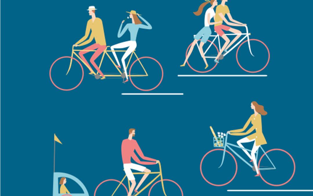 Donnez votre avis sur les pistes cyclables, participez à la consultation de la Ville !