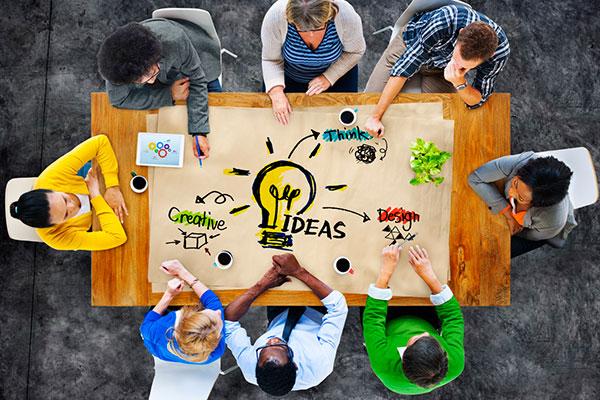 Atelier Performance • Dopez l'innovation au coeur de votre entreprise : le design thinking
