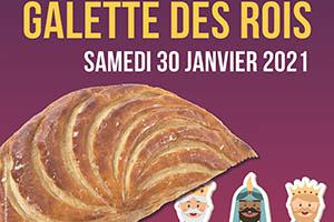 La traditionnelle Galette des rois aura bien lieu le 30 janvier