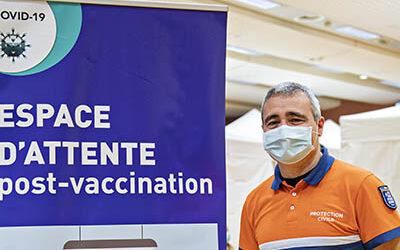 Protection Civile : rencontre avec Laurent Pascal, de l'antenne de Levallois-Clichy