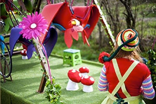 Jardin Bonheur du 28 au 30 mai à Levallois