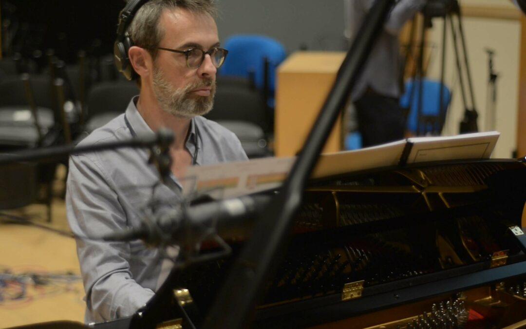 Matthieu Gonet, ancien Directeur artistique de la Salle Ravel