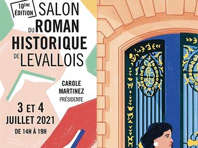 Salon du Roman Historique les samedi 3 et dimanche 4 juillet